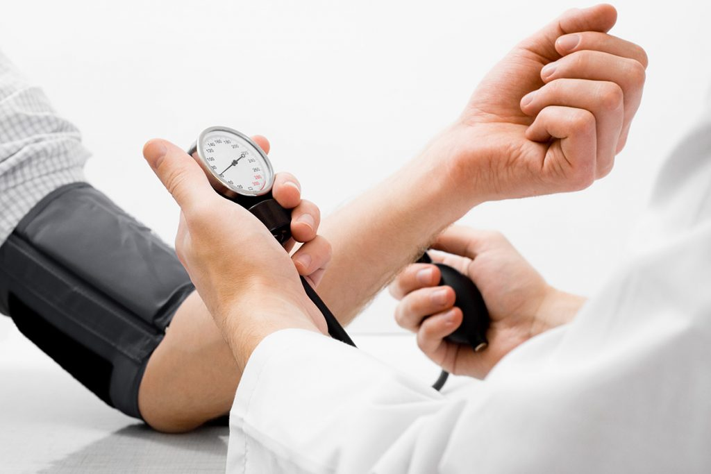 Chiropractic Care Cuts Blood Pressure